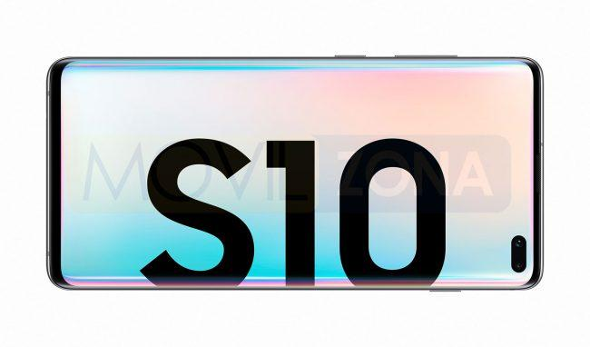 Samsung Galaxy S10 Plus Logotipo