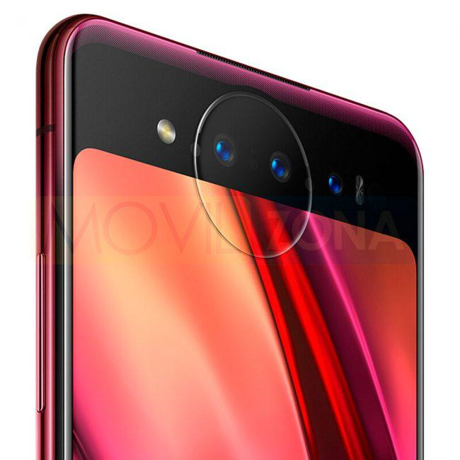 Vivo Nex Dual Display cámara frontal