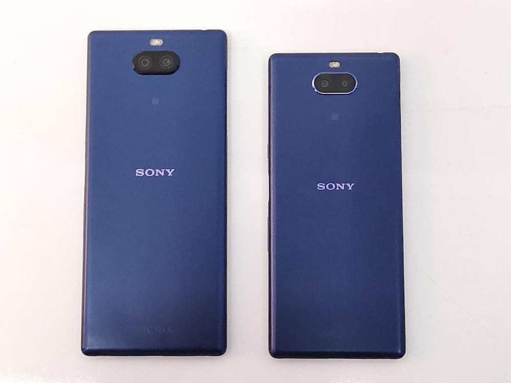 Sony Xperia 10 y 10 Plus