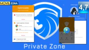 Private Zone: mantén completamente seguro tu teléfono o tablet