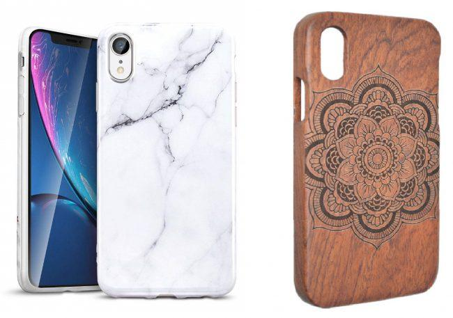Funda marmol iPhone XR