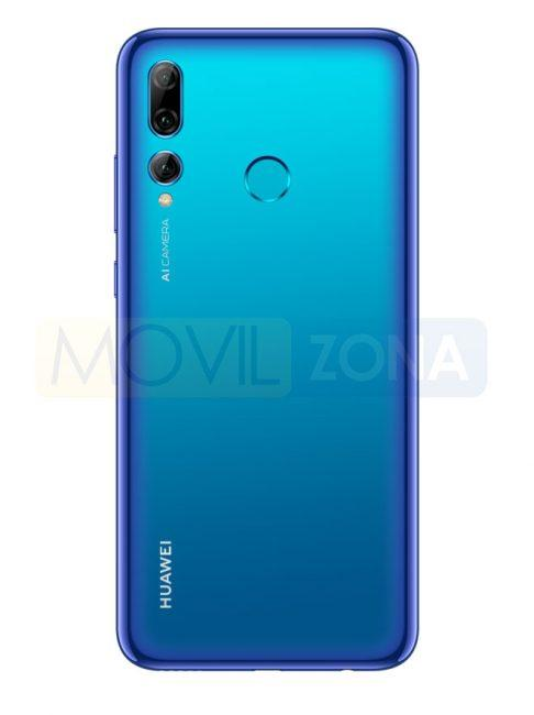 Huawei P Smart Plus 2019 triple cámara