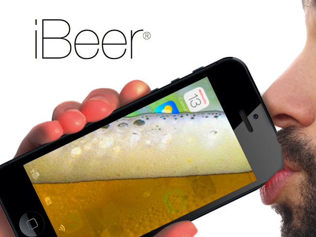 ibeer iphone