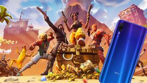 Fortnite ya es compatible con el Redmi Note 7 Pro