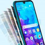 Huawei Y5 2019 display