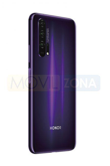 Honor 20 violeta