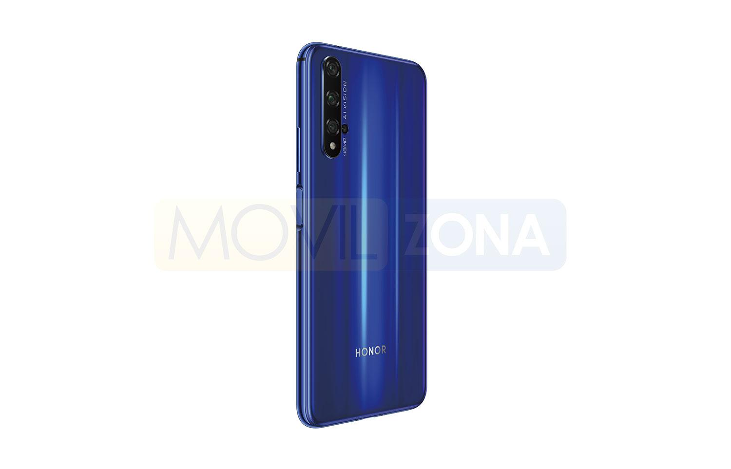 Honor 20 color morado