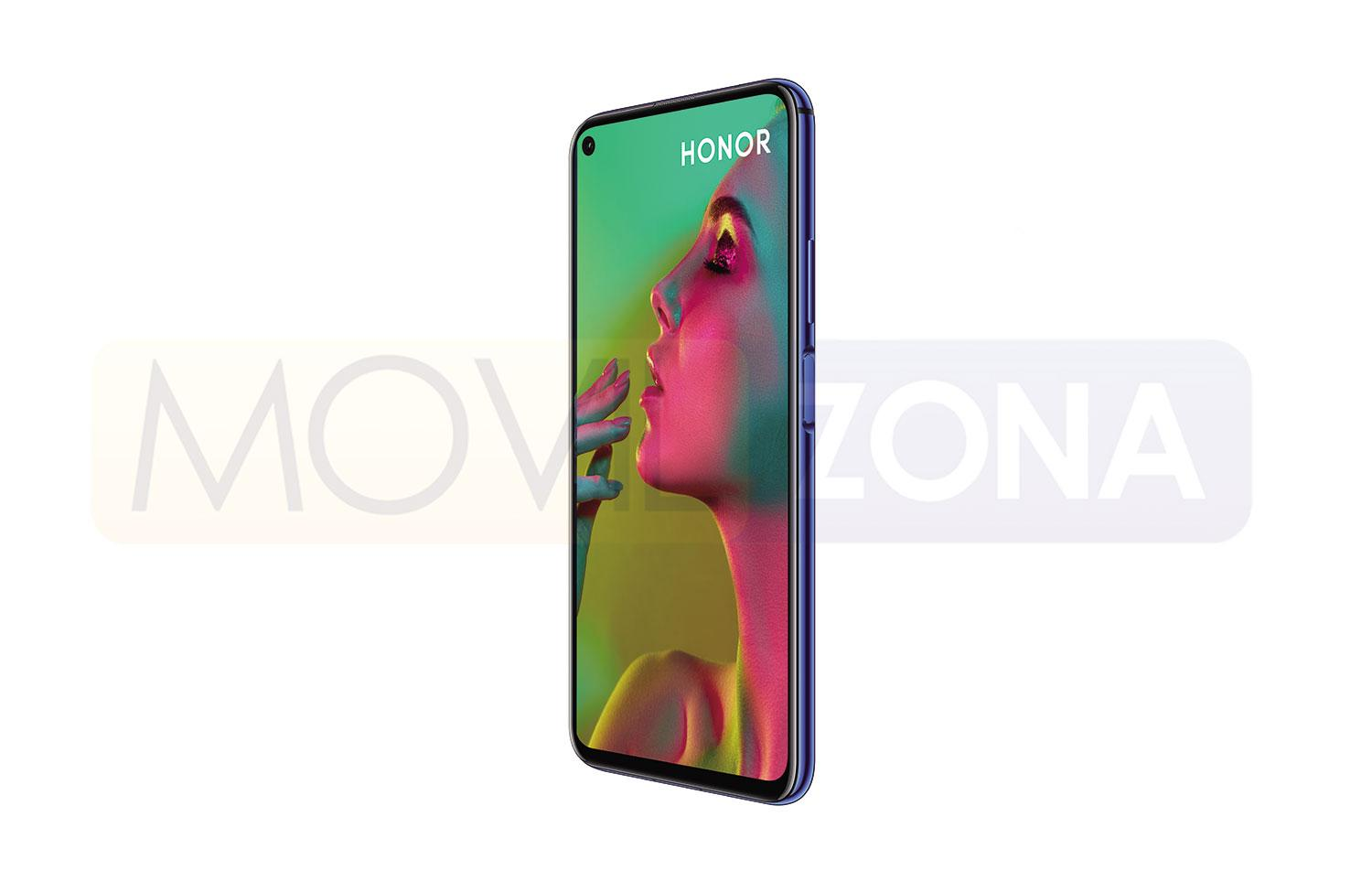 Honor 20 pantalla