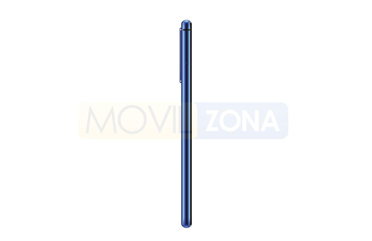 Honor 20 lateral