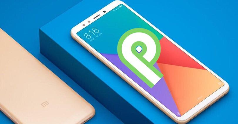 Redmi Note 5 Pie portada