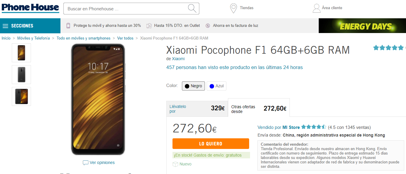 pocophone f1 phonehouse