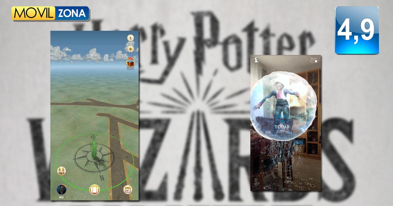 Juego Harry Potter: Wizards Unite