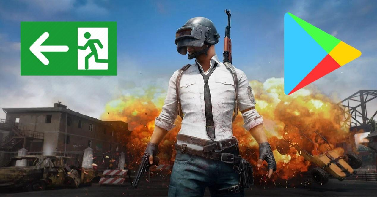 Google Play pubg salida