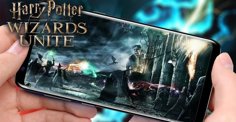 Harry Potter Wizards Unite 05