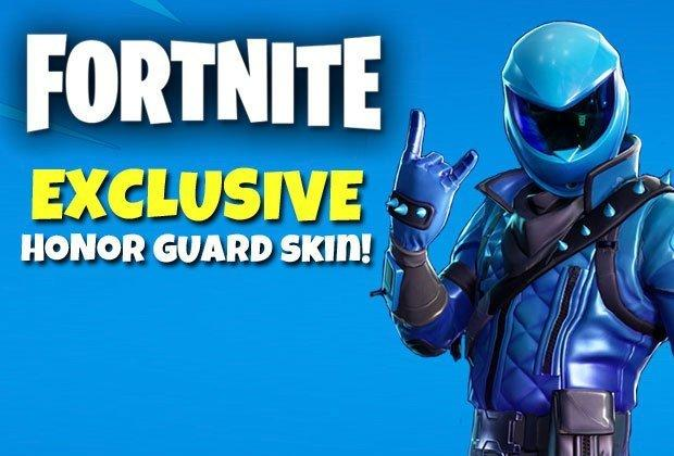 Honor View20 Skin Fortnite