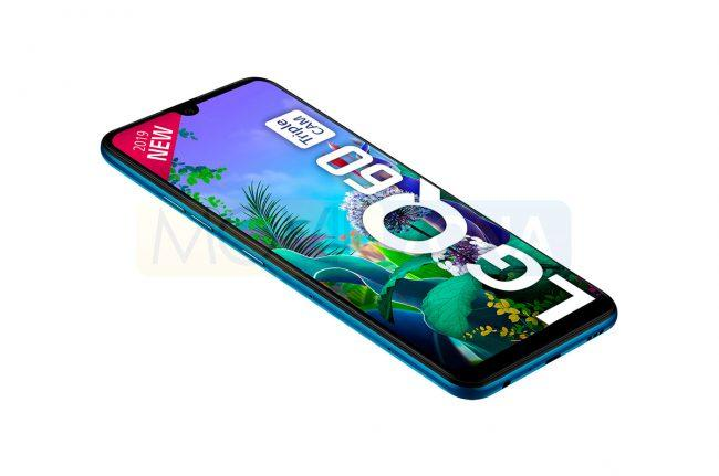 LG Q60 Android