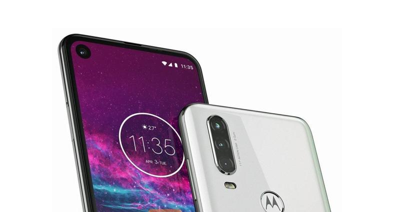 Motorola One Action portada