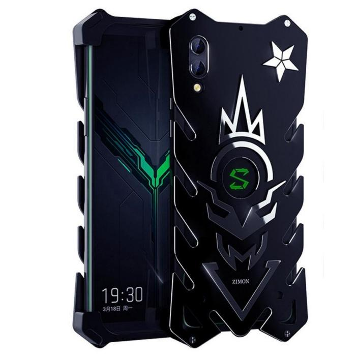 Black Shark 2 con funda