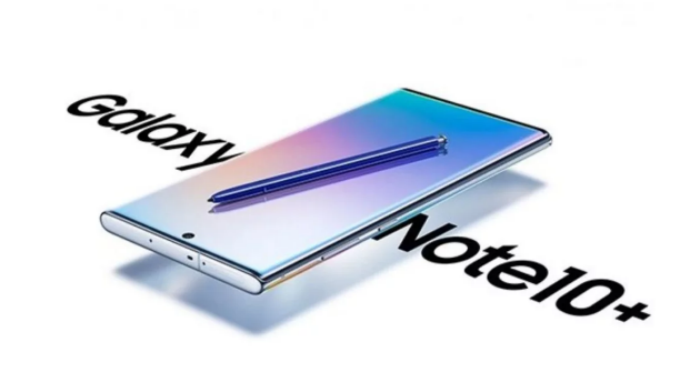 Galxay Note 10 Plus y spen