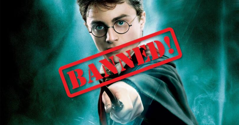 Harry Potter Baneado