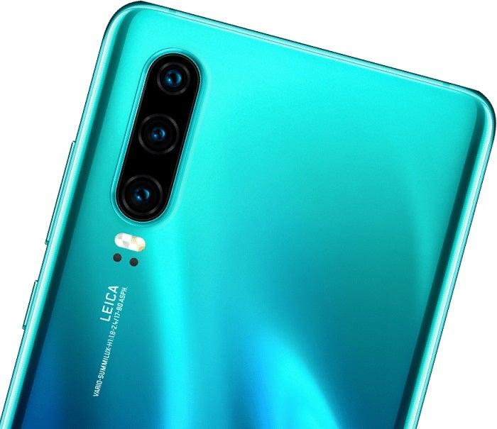 Huawei P30 disponible a precio minimo en amazon