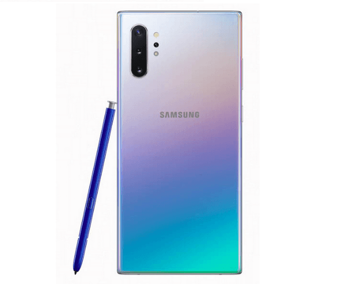 Note 10 Plus azul