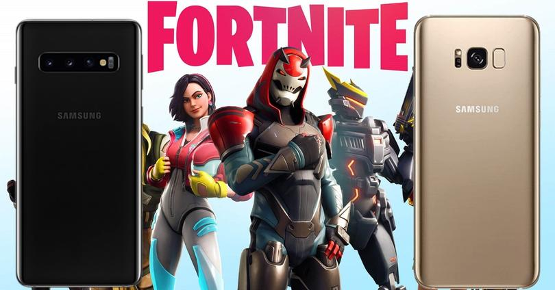 Fortnite Samsung
