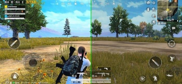 Game Color Plus en PUBG Mobile