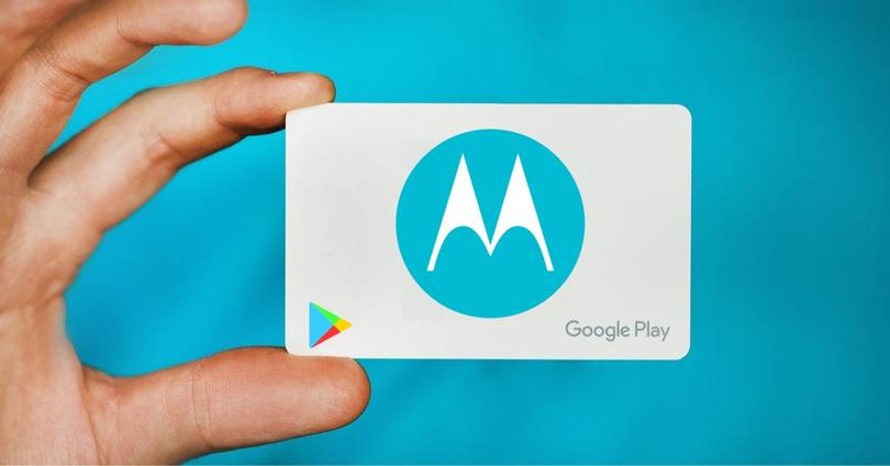 Motorola Google Play