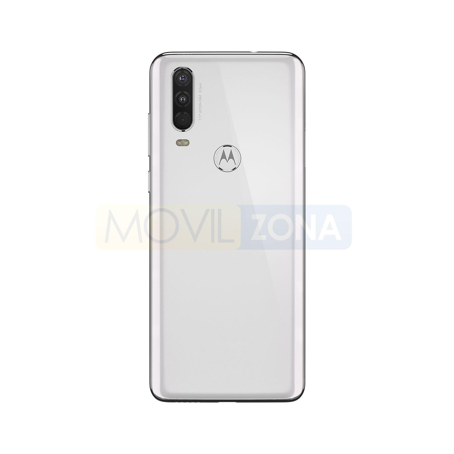 Motorola One Action triple cámara