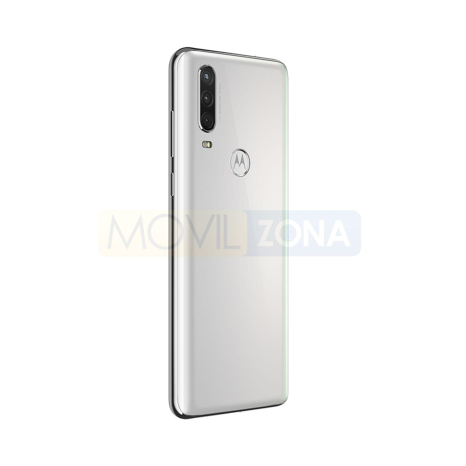 Motorola One Action blanco