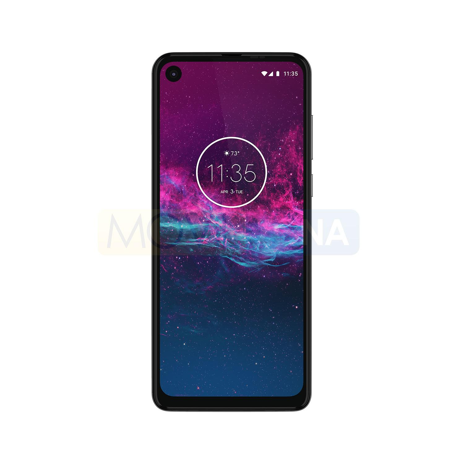 Motorola One Action equipado con Android