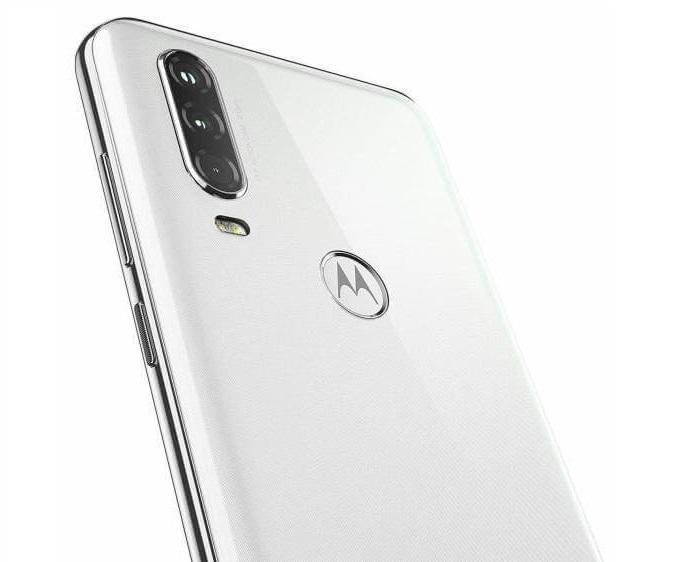 Motorola One Action camaras