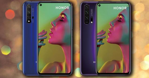 hpnor 20 vs honor 20 pro