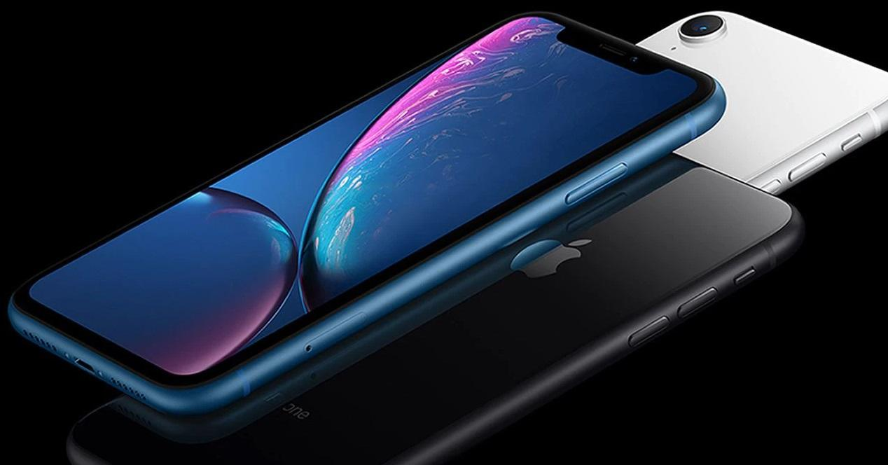 iphone xr portada
