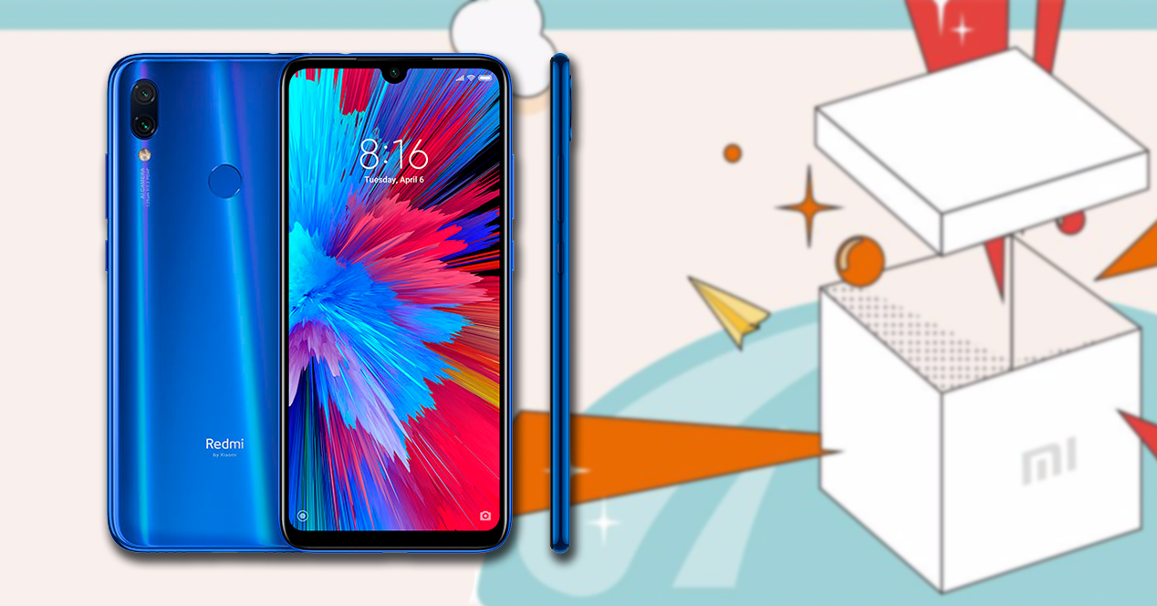 Redmi Note 7 ofertas