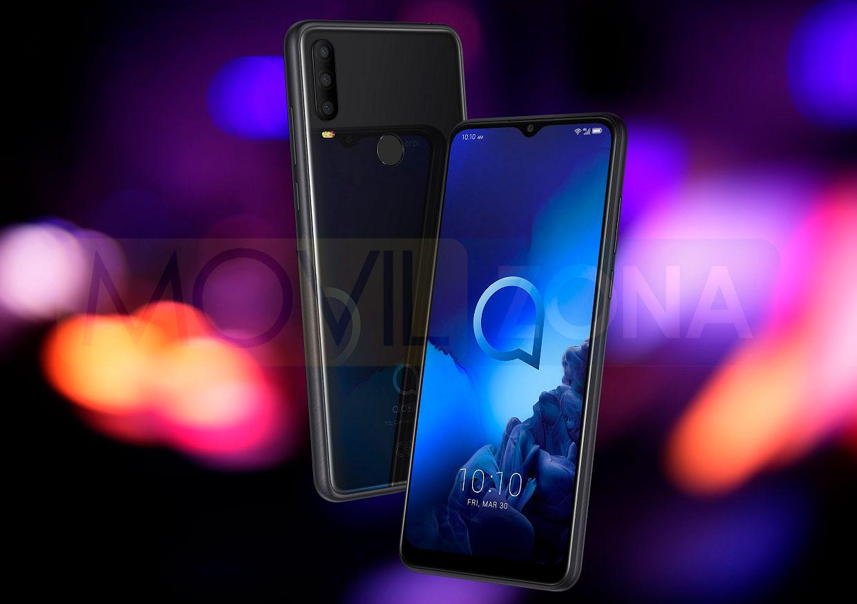 Alcatel 3X 2019 android