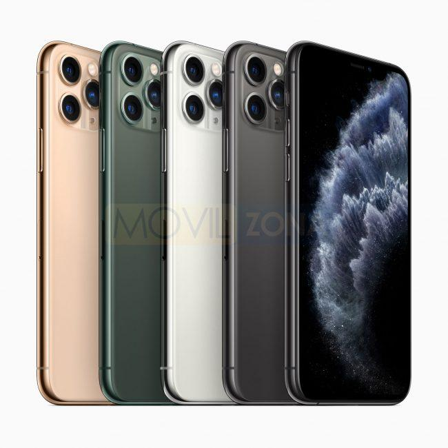 Apple iPhone 11 Pro colores