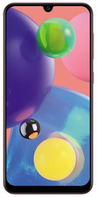 Galaxy A70s frontal