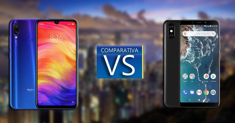 Redmi Note 7 Vs Xiaomi Mi A2