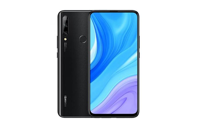Huawei Enjoy 10 Plus frontal y trasera