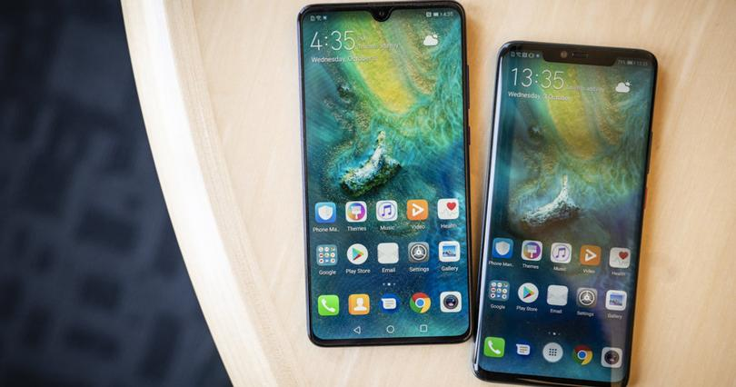 mate 20 y mate 20 pro