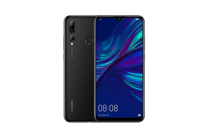Frontal y trasera del Huawei P Smart+ 2019
