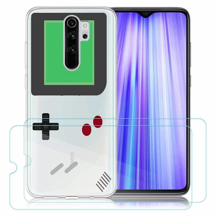 Funda Game Boy Redmi Note 8 Pro
