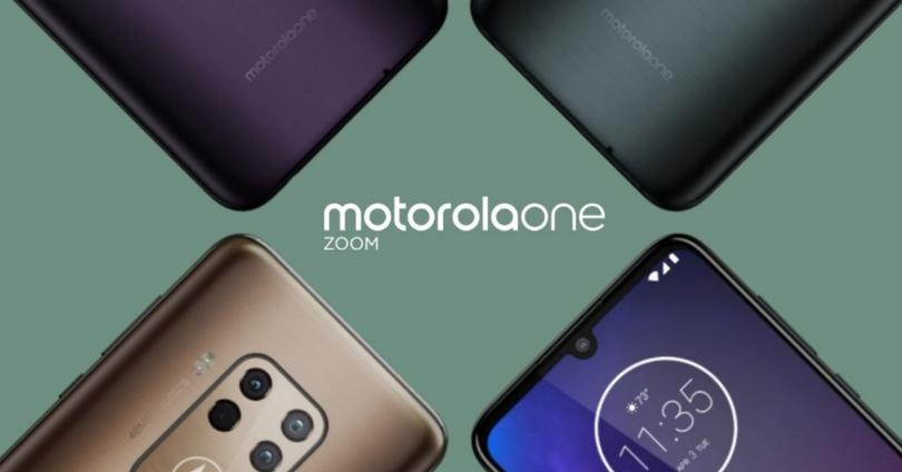 Motorola one zoom c