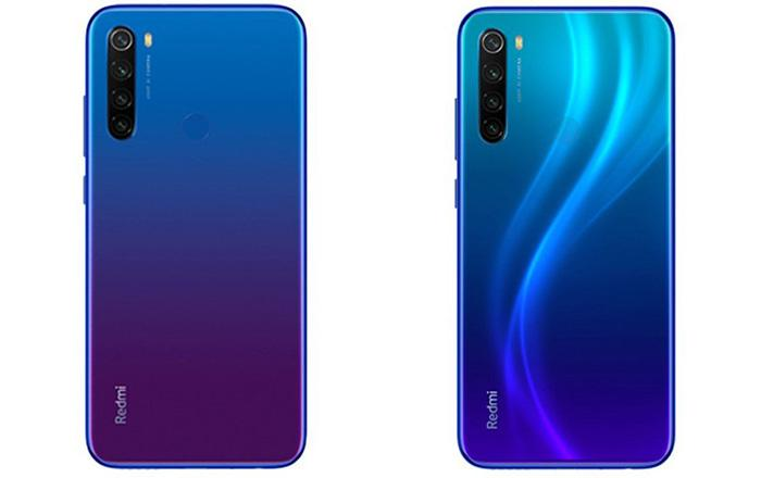 Redmi Note 8T y Redmi Note 8