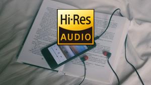 Móviles compatibles con audio de alta resolución