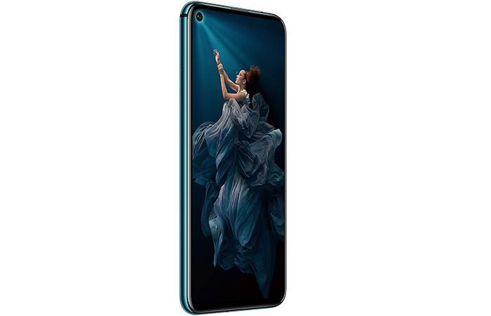 frontal honor 20 pro