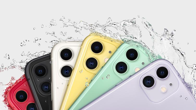 iPHone 11 agua