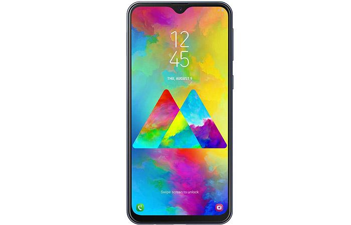 Frontal Samsung Galaxy M20